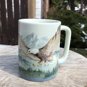 OTAGIRI Japan Ceramic vintage coffee mug
